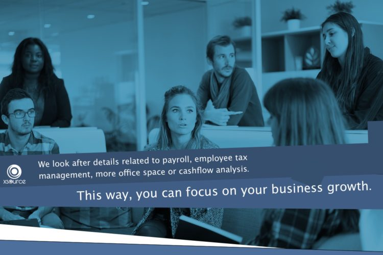 payroll setup, employee tax management, utility payments